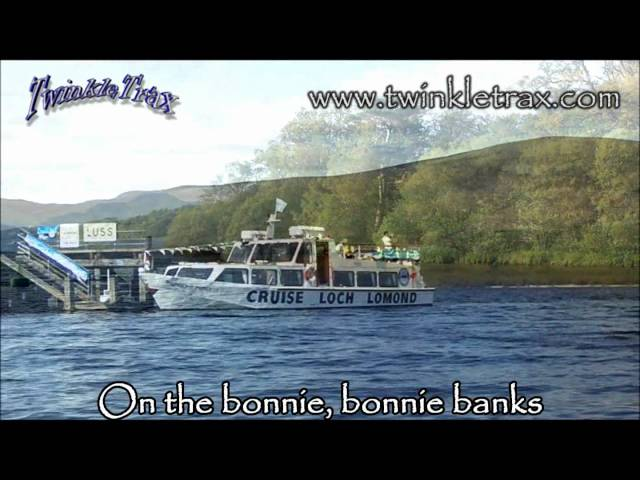 "Loch Lomond - From the TwinkleTrax album ""Scottish Children's Songs"""