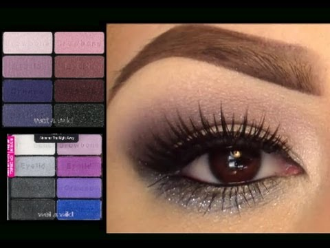 Wet n Wild Palette Tutorial  ♥