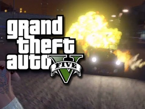 GTA 5 Races!  Sabotage! (GTA V Online Multiplayer Gameplay)