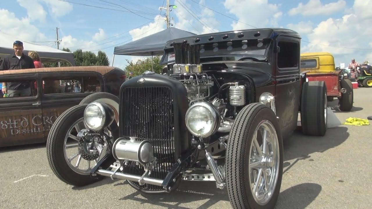 1932 Ford Pickup Truck Hot Rod
