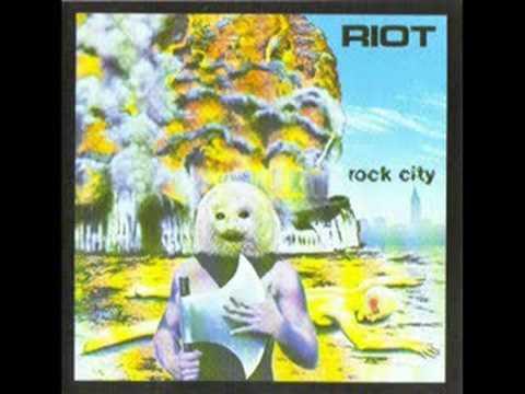 Riot - Desperation