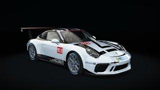 R6 Laguna Seca @ Porsche GT3 Cup USA - LIVE ONBOARD