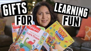 TOP HOLIDAY TOYS FOR LEARNING - HIghlights Briarpatch