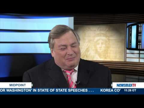 MidPoint | Dick Morris discusses Mitt Romney and Jeb Bush as potential 2016