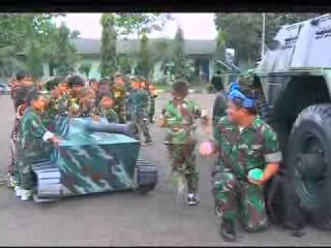 HandMade Global TV Episode Perang bersama TNI