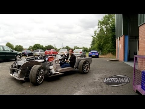 Morgan Motor Company - MotoMan Builds a Morgan -- Part Two
