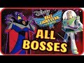 Buzz Lightyear Of Star Command All Bosses (PS1, PC, Dreamcast)