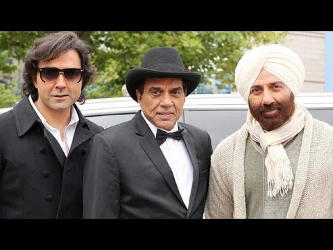 The Deol Family to star in a film together   Bollywood News