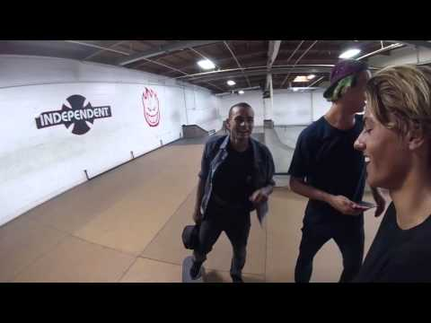 BTS with Curren Caples and David Loy