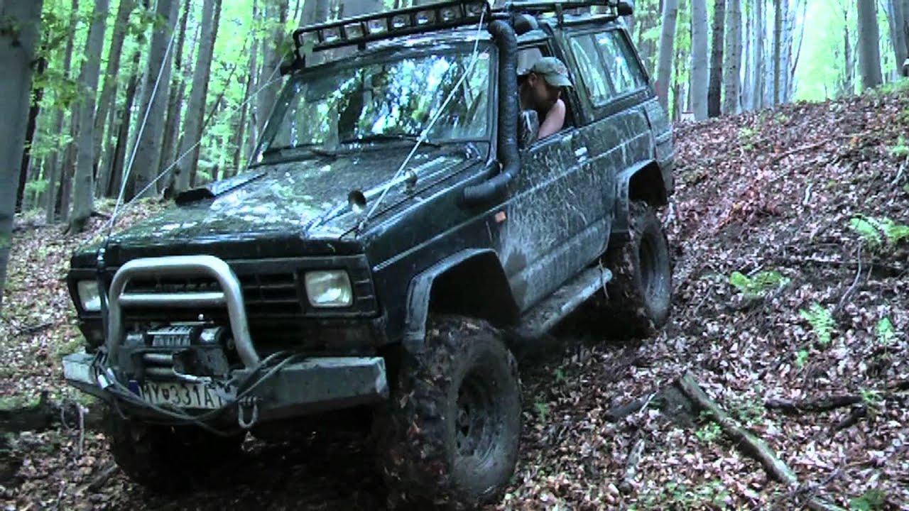 Off Road Slovakia Nissan Patrol 3 3tdi Range Rover 4 6 Hse 2011 časť 1 Part 1 Youtube