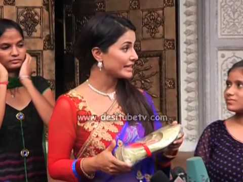 Yeh Rishta Kya Kehlata Hai TV Serial actress Akshara exclusive...