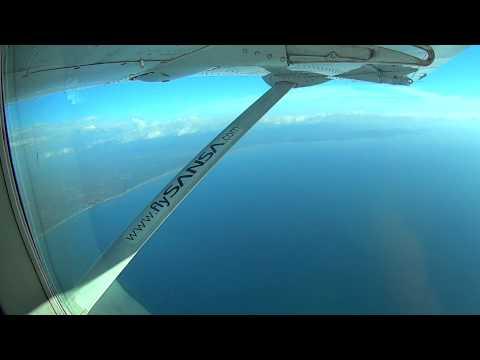 Flying Tambor - Airport Juan Santa Maria
