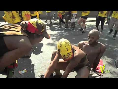 Notting Hill Carnival 2012 - Chocolate Cocoyea 03