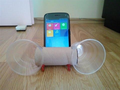 Ev Yapımı Hoparlör / Homemade Speaker