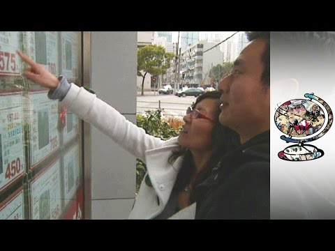 House Prices in Shanghai Are Spiralling Out of Control (2010)