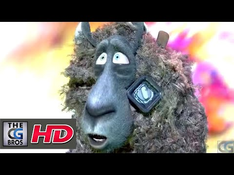 """CGI 3D **Award-Winning** Animated Short HD: """"Cosmos Laundromat: First Cycle"""" - by Blender Foundation"""