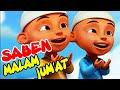 Sholawat Terbaru Saben Malam Jum'at Versi Upin Ipin | Saben Malem Jumat Ahli Kubur Mulih Nang Omah