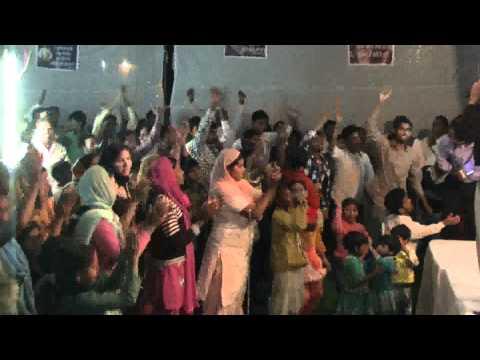 Gopal Masih -yeshu Dian Rehmatan Ne (punjabi Christian Song) Live video