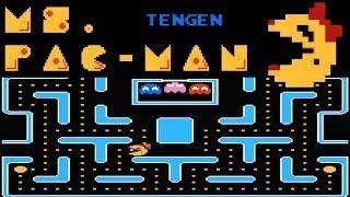 Ms. Pac-Man (NES) | Tengen