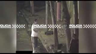 Mirá como detuvieron otra vez al motochorro de La Boca