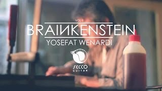Brainkenstein - Yosefat Wenardi, International Luthier From Bandung