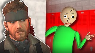 HIDING FROM BALDI! - Garry's Mod Gameplay -  Gmod Baldi's Basics Hide and Seek