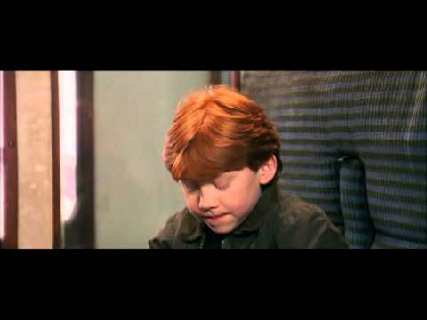 Harry Potter And The Philosopher's Stone - Harry, Hermione And Ron Meet For The First Time video
