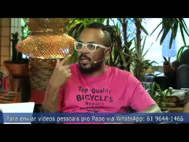 Marcelo Marrom fala de projetos, novas mídias. Caio fala sobre chatice politicamente correta.
