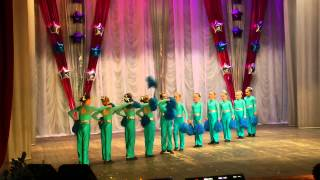 "Выступление коллектива ""Мечта""  \ Performance of the team ""Dream"""