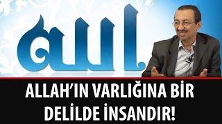 Prof. Dr. Alaaddin Başar - Lem'alar - 17. Lem'a - Allah'ın Varlığına Bir Delilde İnsandır