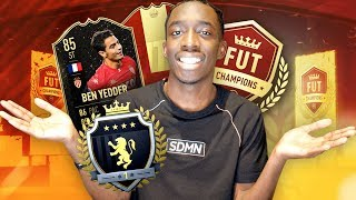 OPENING MY ELITE 1 FUT CHAMPIONS REWARDS!!! 27-3!!!