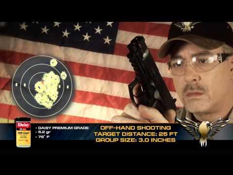 Airgun Reporter Episode #92 - ASG Bersa Thunder 9 Pro BB Pistol