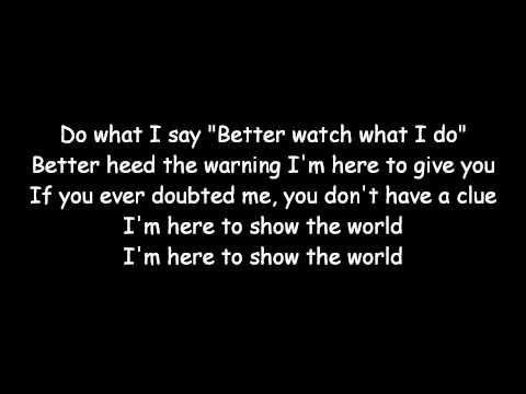 Dolph Ziggler Theme Song 2012 + Lyrics