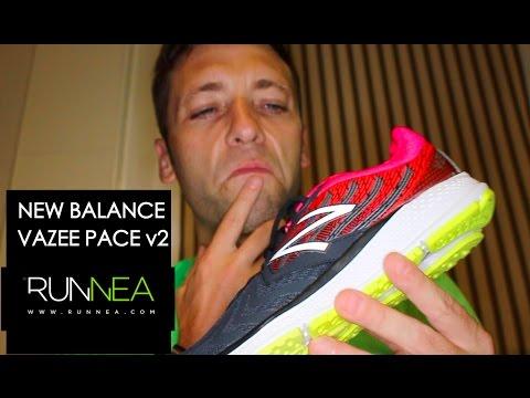 New Balance Vazee Pace v2, una zapatilla neutra para todo