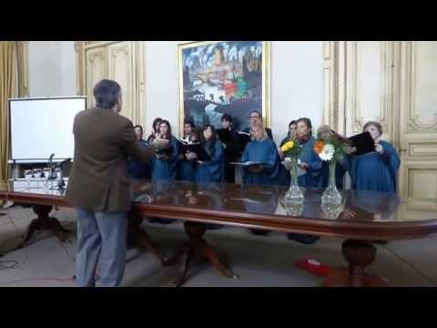 Regional La Plata | Presentación del Coro del Colegio de Fonoaudiólogos