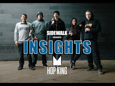 Hop King Insights: craft beer and skateboarding
