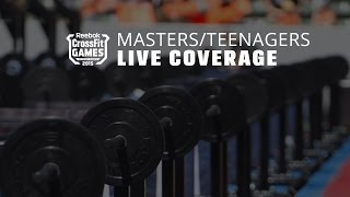 The CrossFit Games - Teens & Masters Amanda Part 1