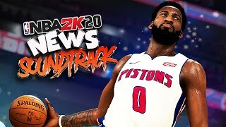 NBA 2K20 News #10 - NEW Soundtrack Released & Double Takeover Leak?