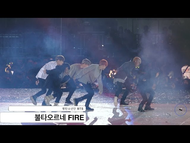 лнмллЁ BTS4K ммлнмлл FIRE20161001 Rock Music