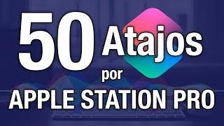LOS 50 MEJORES ATAJOS DE SIRI SHORTCUTS & WORKFLOW