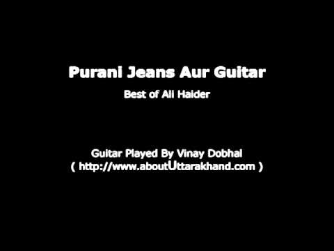 Purani Jeans Aur Guitar - Guitar Instrumental By Vinay Dobhal video