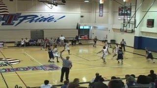 "Marina Viking Basketball 29 3-Pointer Game ""3-Point Nation"""