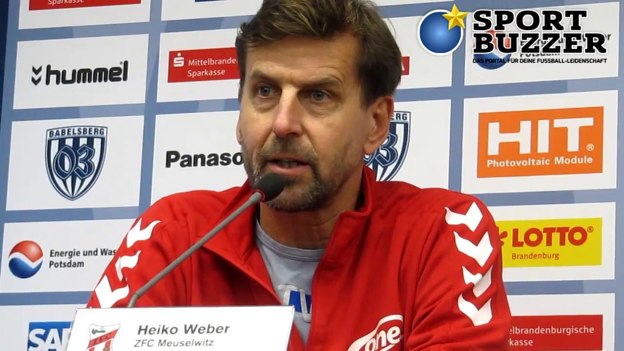 """Über einen """"äußerst bescheidenen Schiedsrichter"""" und """"echte Männer"""" - Babelsberg vs. Meuselwitz 2:0"""