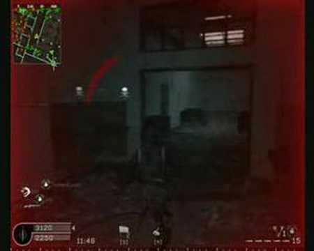 CoD4 - 8 kills with a single grenade