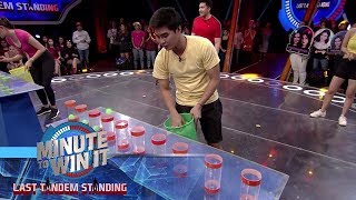 Bouncer | Minute To Win It - Last Tandem Standing