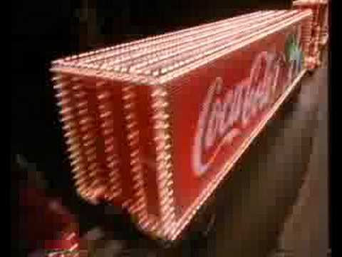 Christmas Holidays are coming (Coca Cola)