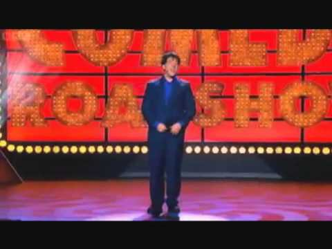 Michael McIntyre on England's 2010 world cup