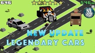 Smashy Road: Wanted - Unlock All New Legendary Cars
