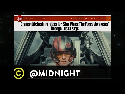 I've Got a Bad Feeling About This - George Lucas's Bad Track Record - ...