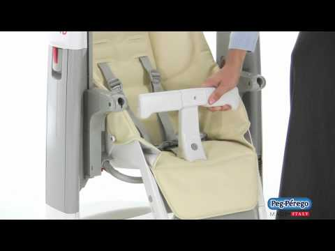 2011 High Chair - Peg Perego Tatamia - Official Video